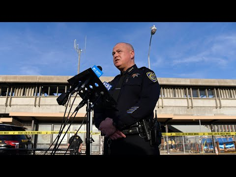 BART Police Chief Details Officer Involved Shooting In El Cerrito