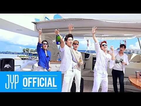 "2PM ""HANDS UP(East4A Mix)"" M/V"