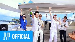 "Gambar cover 2PM ""HANDS UP(East4A mix)"" M/V"