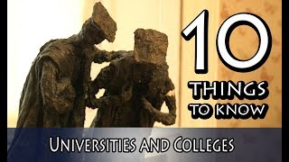 Universities and Colleges: A Very Short Introduction thumbnail