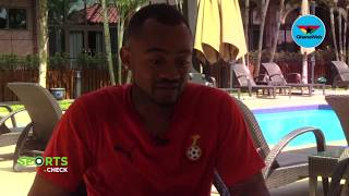 Jordan Ayew picks Dede Ayew, Adam Kwarasey as favourite Black Stars roommates