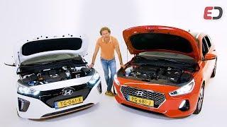 Verschillen tussen een elektrische en benzine auto, e-College #1