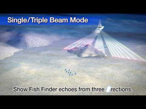 FURUNO DFF 3D - многолучевой сонар