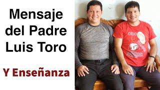 Mensaje del Padre Luis Toro y ENSEÑANZA RICOS Y POBRES - CUIDADO con las PREFERENCIAS.