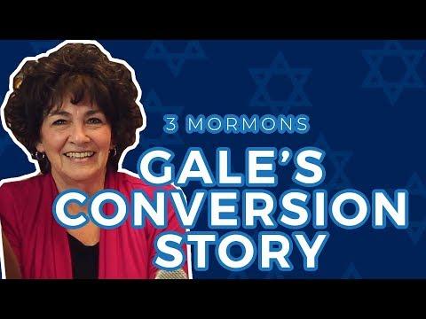 Jewish Conversion To Mormonism!