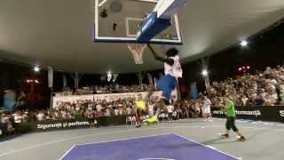 Sport Arena Streetball 2013 SlamDunk Contest