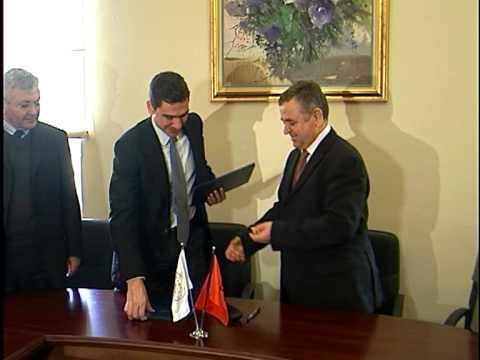 TRACASA and Polytechnic University of Tirana