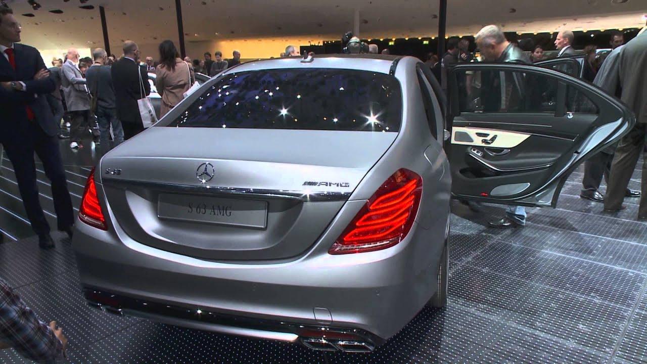 IAA 2013 - Mercedes, Maserati, Peugeot 308 R - Motorvision INSIDE