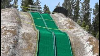 Sunriver Aquatic Center - A First Look At New Pools in Sunriver Oregon Ep.3.avi
