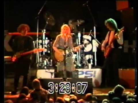 Mountain Rock NZ - Jan Hellriegel and Band 1993