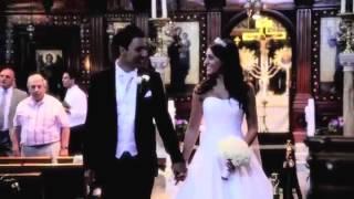 ГРЕЧЕСКАЯ СВАДЬБА 2014 Greek Wedding at Saint Sophia's Greek Cathedral & Hilton Park Lane