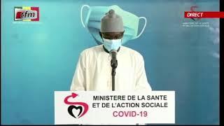 Point de la covid-19 au Sénégal ce Mercredi 29 Juillet 2020