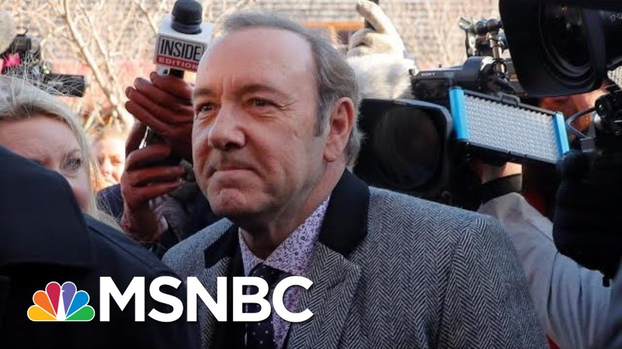 Judge: Kevin Spacey groping case 'may well be dismissed' as accuser pleads the 5th