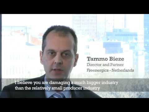 Tammo Bieze, Director and Partner, Freenergics - Netherlands