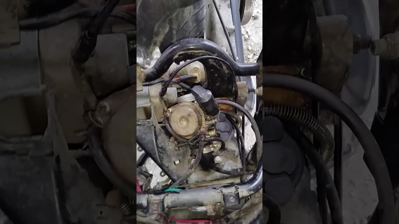 Tao tao Paladin ATM150 GY6 150cc carburetor gas or vacuum
