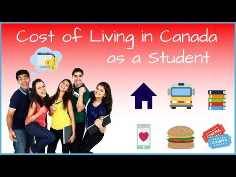 🔥 Cost Of Living In Canada As A Student