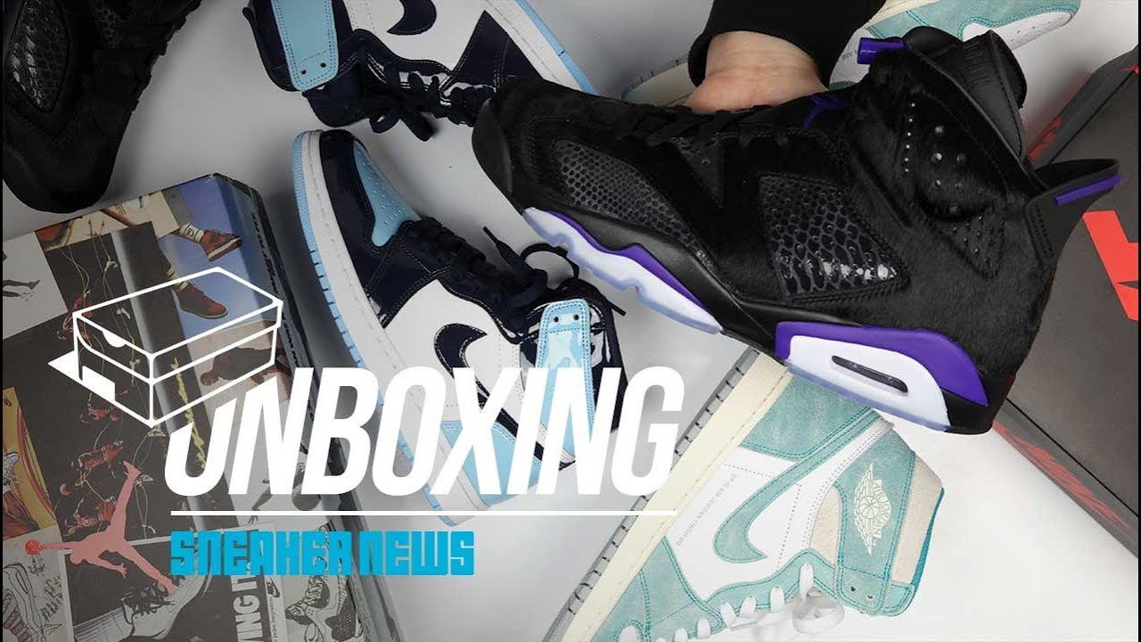 3 Must-Have Jordans From NBA All-Star 2019. Sneaker News 3e877aa9f