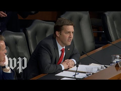 Sasse asks Zuckerberg if he worries about social media addiction