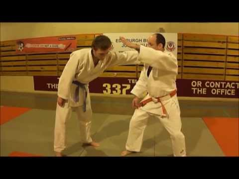 Judo for Self Defence video one