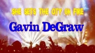 Gavin DeGraw - She Sets The City On Fire | DanceCameronSmith