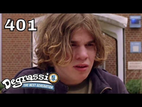 Degrassi 401 - The Next Generation | Season 04 Episode 01 | The Ghost In the Machine, Part 1 | HD