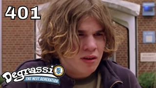 Degrassi 401 - The Next Generation   Season 04 Episode 01   The Ghost In the Machine, Part 1   HD