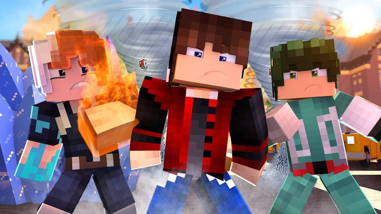 Minecraft: My Hero Academia Episode 1 - `MY VERY OWN QUIRK!` (Minecraft  Roleplay Server)