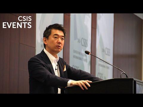 Japan Chair Forum: Toru Hashimoto