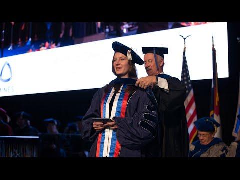2019 Midyear Commencement: Graduate