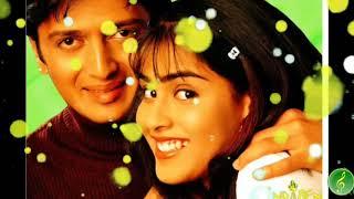 Pal Pal Soch Mein Aana Na | Tujhe Meri Kasam | Riteish Deshmukh | Genelia d'souza romantic Song