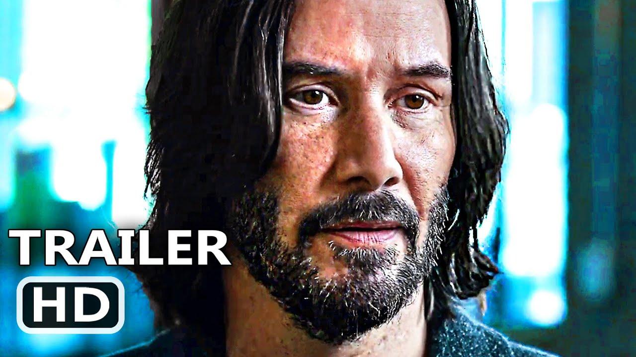 Download THE MATRIX 4 RESURRECTIONS Trailer (2021)