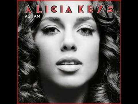 wrecklless love - alicia keys