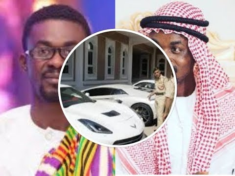 BREAKING NEWS: Dubai Police Headquarters deny ever aṛṛẹsting Nana Appiah Mensah