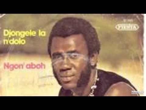 Ekambi Brillant: Djongele la ndolo/Ngon' aboh (Makossa 1971 Cameroon)