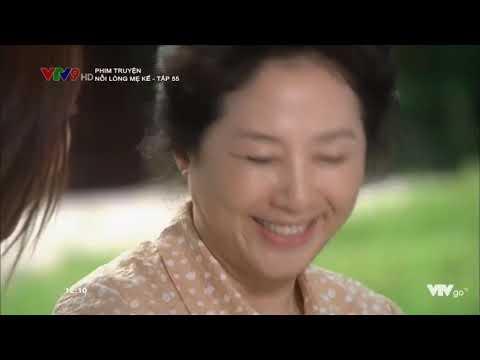 Phim Hàn Quốc Lồng Tiếng VTV8   Nỗi Lòng Mẹ Kế Tập 55