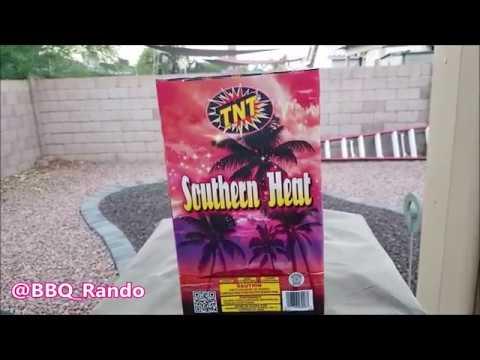 Southern Heat - TNT Fireworks