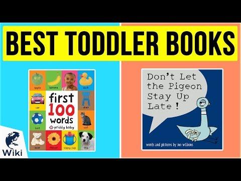 10 Best Toddler Books 2020