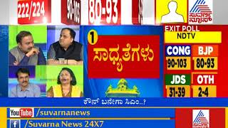Kaun Banega CM ? - Part 5 | ಕರ್ನಾಟಕ ವಿಧಾನಸಭೆ ಟುಡೇಸ್ ಚಾಣಕ್ಯನ ಸಮೀಕ್ಷೆ