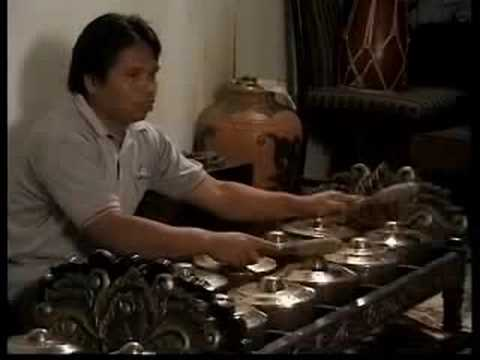 Sundanese gamelan music