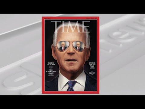 Time magazine acting as a 'propaganda arm' for Democrats