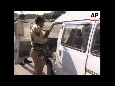 PAKISTAN: ARMY COUP - LATEST
