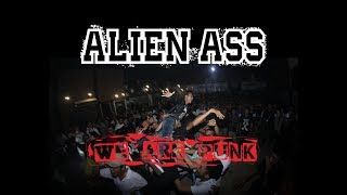 We Are Punk - Alien Ass (Official Music Video)