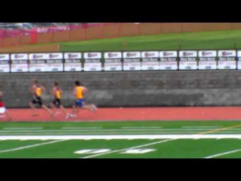 2010 NCAA (M) ESU All-American Meet 1500m Heat 2