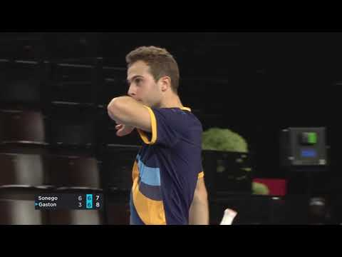 OPEN SUD DE FRANCE  2021 - Lorenzo Sonego vs Hugo Gaston - 1er tour - Highlights