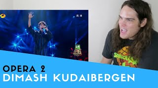 Voice Teacher Reacts to Dimash Kudaibergen - Opera 2