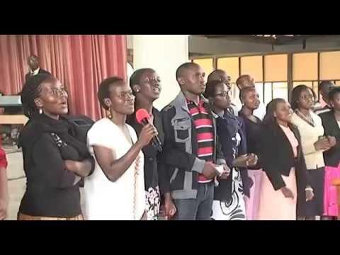 A.I.C Milimani Youth Singing,