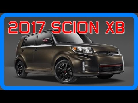 2017 Scion Xb Redesign Interior And Exterior