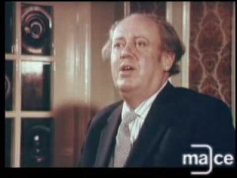 Europe Referendum, 1975. Interview with Sir Christopher Soames