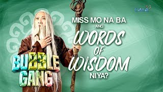 Bubble Gang: Words of wisdom from Tata Lino |Teaser