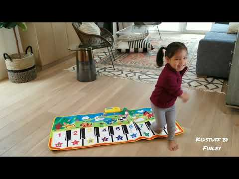 Musical Piano Mat Toy Review